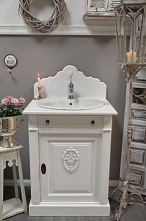 País & Amor de Muebles de baño GmbH Burdeos: rústico de Lavabo,