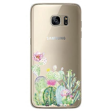 RXKEJI Funda Samsung Galaxy S7, Fundas para teléfonos ...