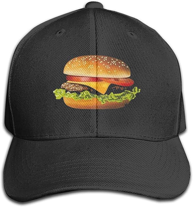Louis Berry - Gorra de sándwich Ajustable con diseño de ...