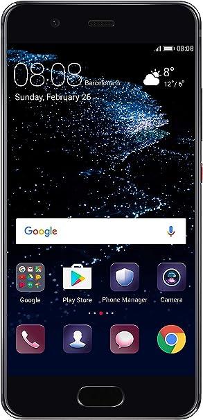 Huawei P10 LTE 64GB , Vodafone Libre, Graphite Black: Amazon.es ...
