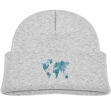 amazon com yanlihua world map template morehats waffle knit soft