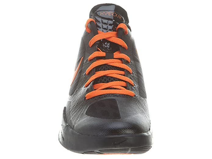 more photos beba6 23f62 Amazon.com   Nike Zoom Hyperdunk 2011 Low Black Orange Linsanity Jeremy Lin  Knicks 487638-081  US size 12    Shoes