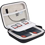 Lacdo 2-in-1 Hard Drive Carrying Case for SanDisk Extreme Portable External SSD SDSSDE60-G25 / G-Technology G-Drive…