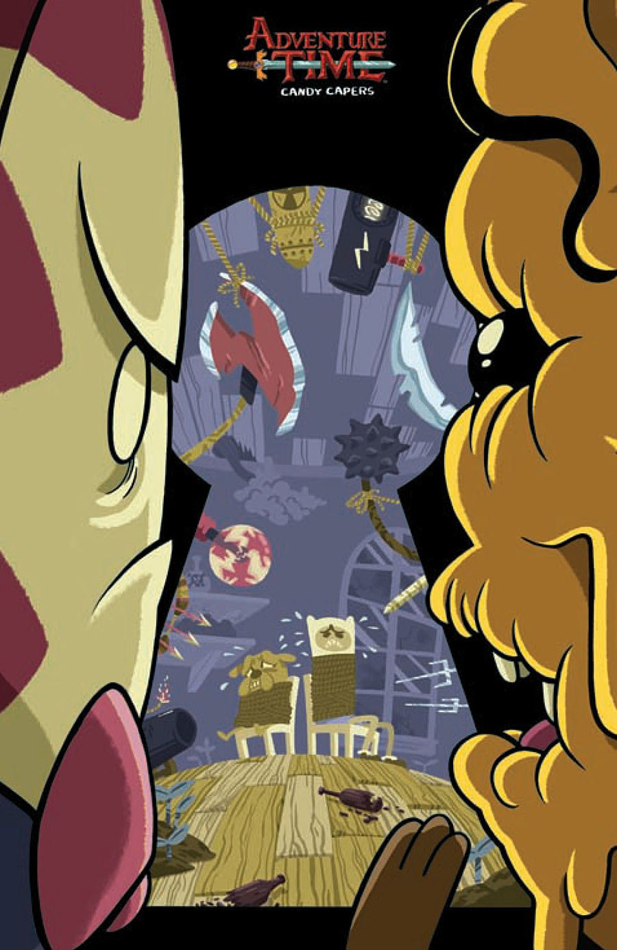 Download Adventure Time Candy Capers #5 1:15 Variant pdf