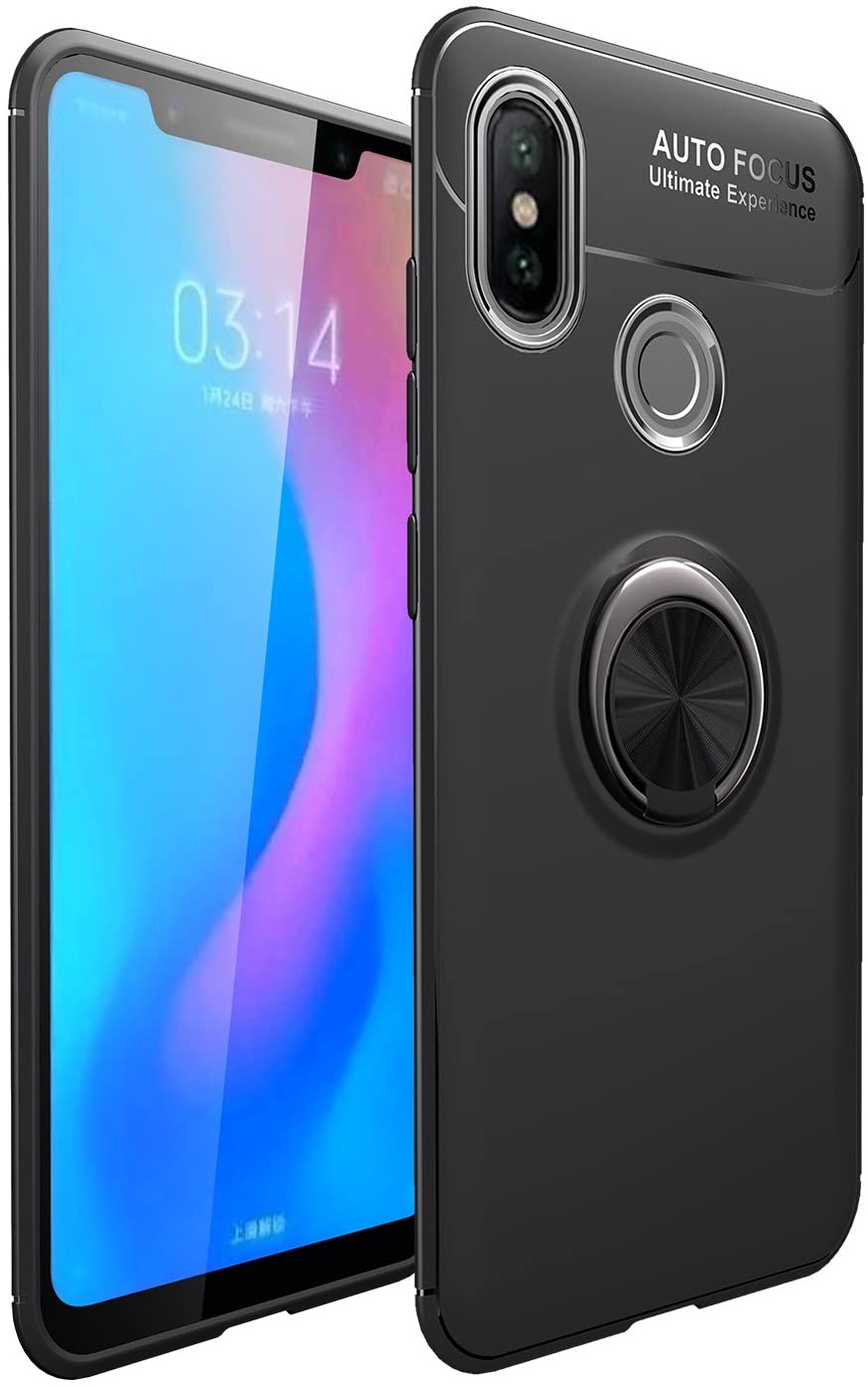 sigua Funda Compatible para Huawei Honor 8X MAX [2 × Protector de ...