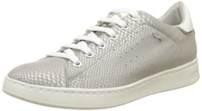 d05f3a66fc Geox Women's D Jaysen a Low-Top Sneakers: Amazon.co.uk: Shoes & Bags