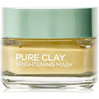 L'OREAL PARIS Pure Clay Yuzu Lemon Brightening Mask