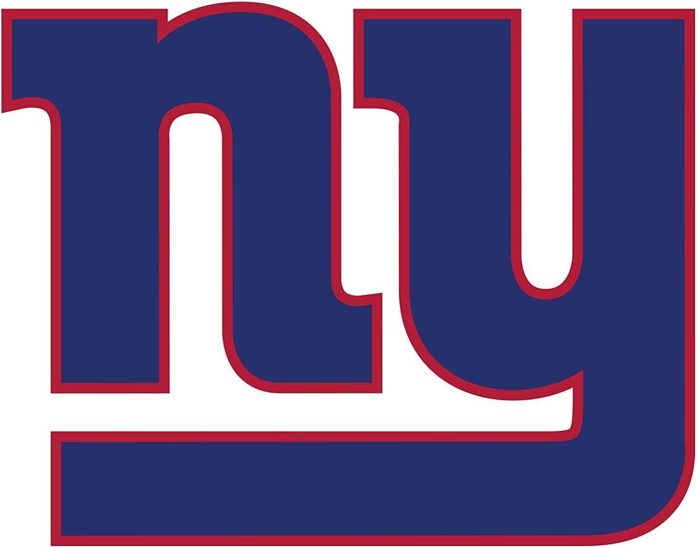 Groovy Ny Giants Nfl Edible Image Photo Sugar Frosting Icing Cake Topper Funny Birthday Cards Online Inifodamsfinfo