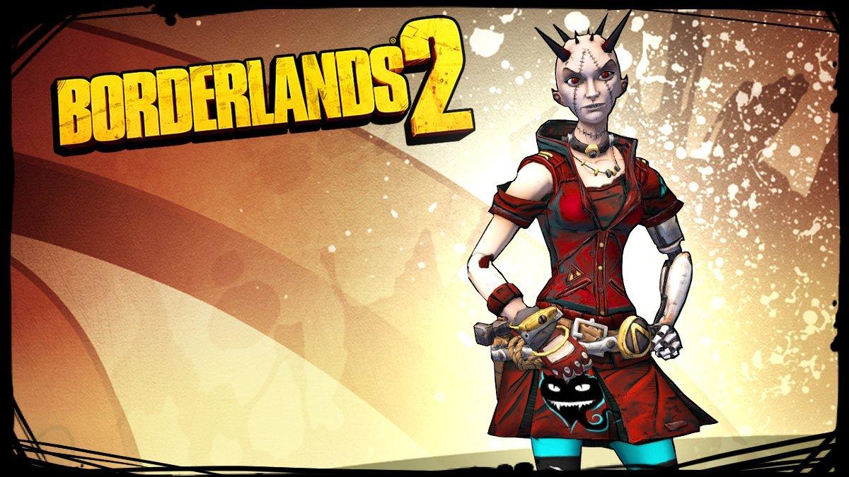 Borderlands 2: Mechromancer Pack Download