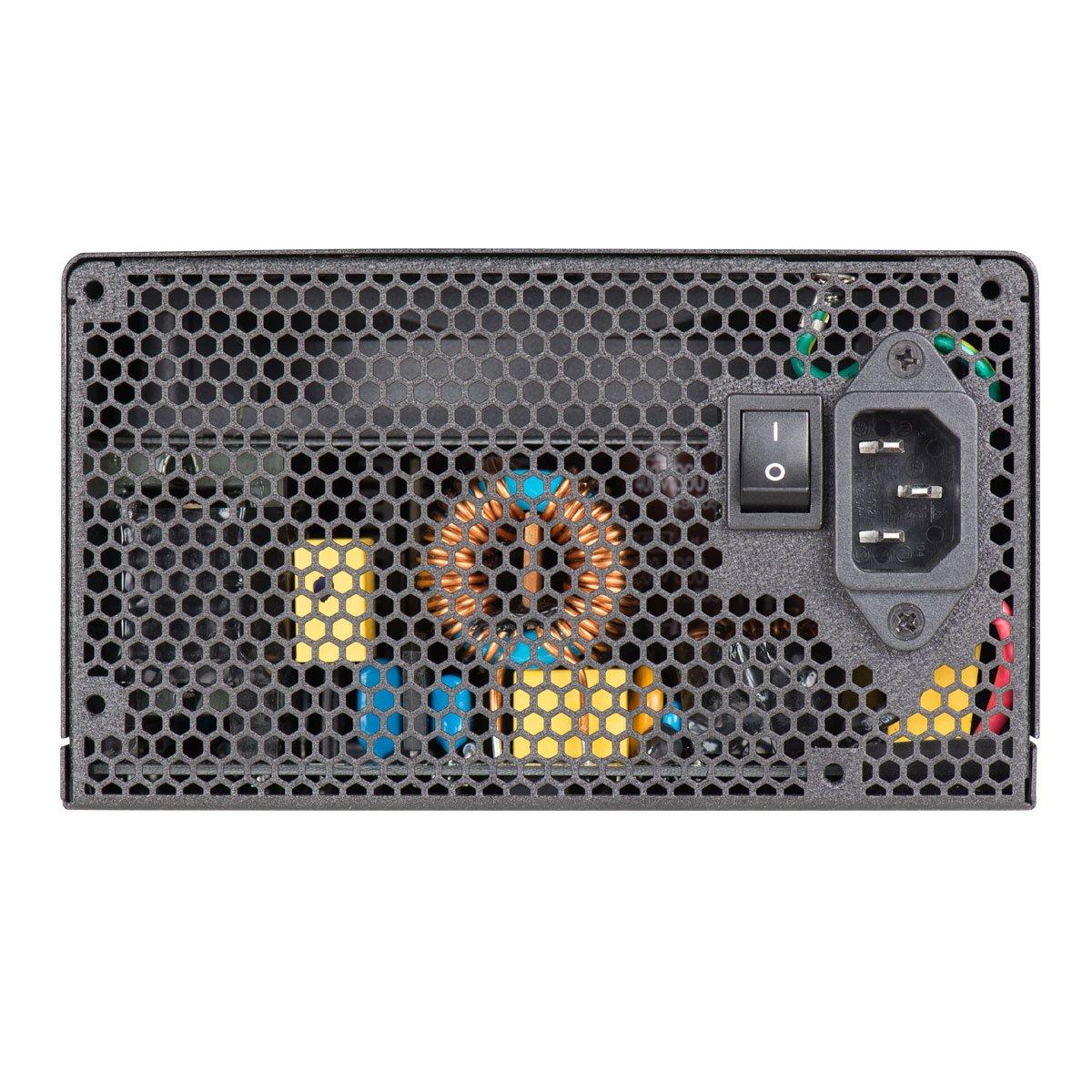 EVGA SuperNOVA 1000 T2, 80+ TITANIUM 1000W, Fully Modular, EVGA ECO Mode, 10 Year Warranty , Includes FREE Power On Self Tester, Power Supply 220-T2-1000-X1 by EVGA (Image #7)