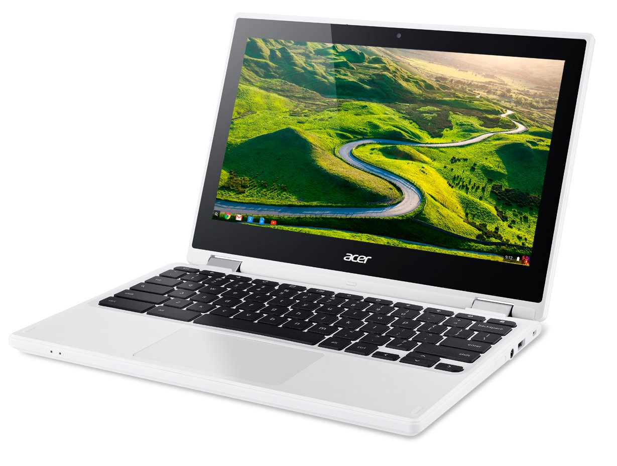 Amazon.com: Acer Chromebook R 11 Convertible, 11.6-Inch HD Touch ...