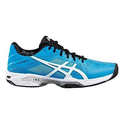 cheaper 6e751 53e3d ASICS Gel-Solution Speed 3 Clay, Chaussures de Tennis Homme
