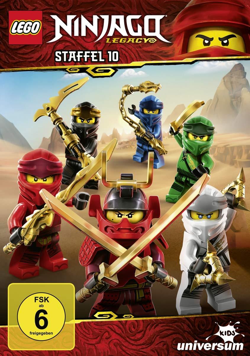 Lego Ninjago - Staffel 10 [Alemania] [DVD]: Amazon.es ...