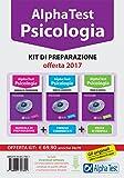 Alpha Test. Psicologia. Kit di preparazione. Con software di simulazione
