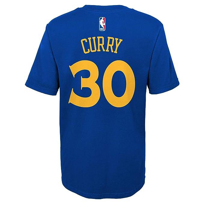 NBA Golden State Warriors-Stephen Curry, Camisa de Deporte para Niños: Amazon.es: Ropa y accesorios