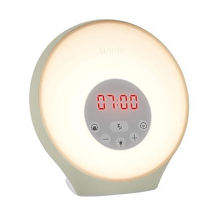 Lumie Sunrise Alarm - Simulación de Amanecer y Anochecer ...