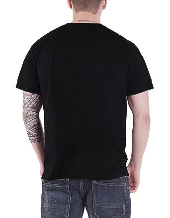 Amazon.com  Iron Maiden The Final Frontier Album Official Mens Black T  Shirt  Clothing 776d6c7c1f