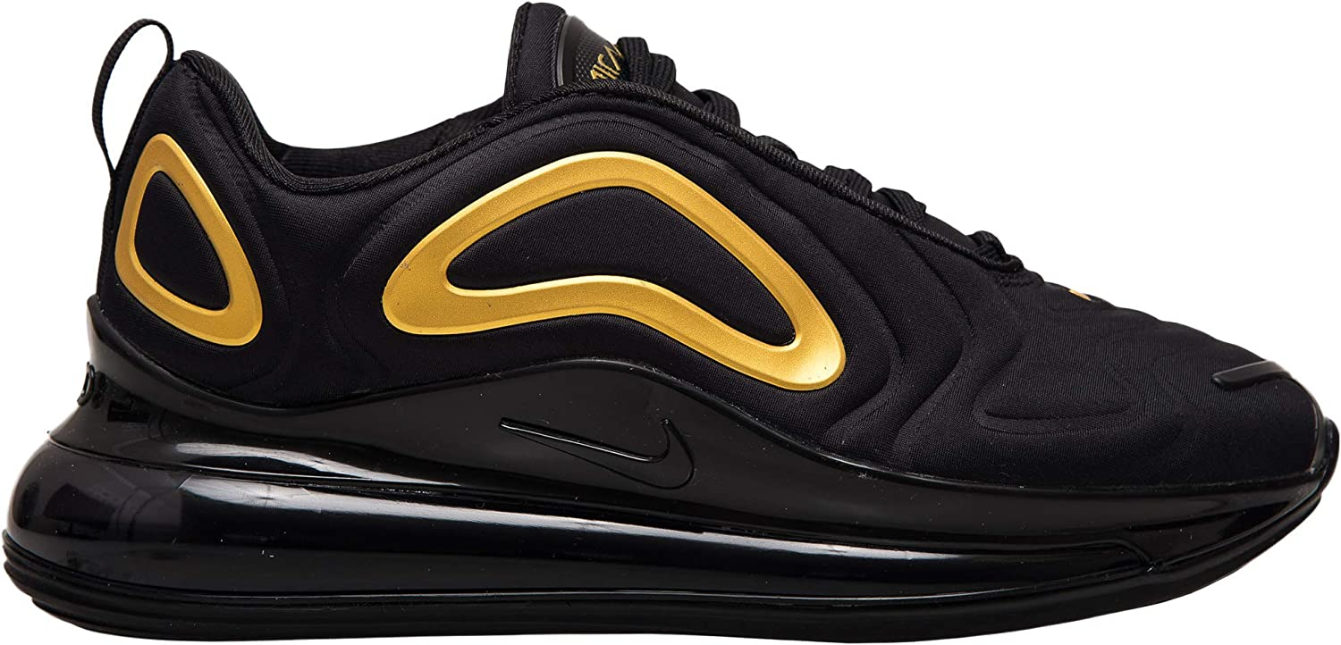 Nike Air Max 720 GS AQ3196014 Couleur: Noir Pointure