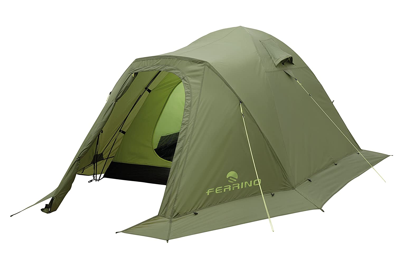 Ferrino Tenere 4-Personen Zelt (grün)