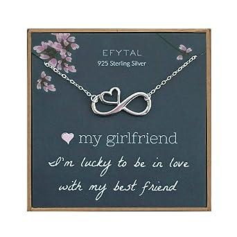 Amazon.com: EFYTAL - Ideas de regalo para novia, regalo de ...