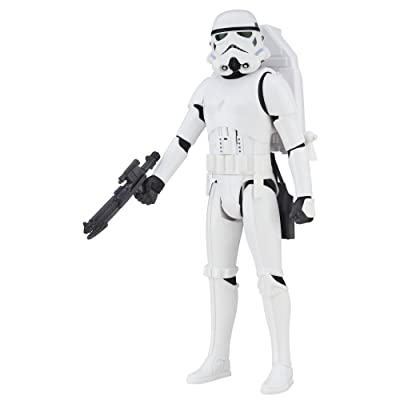 Star Wars Interactech Imperial Stormtrooper Figure: Toys & Games