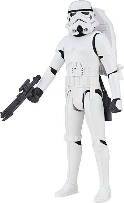 Storm Trooper. Official Star Wars 24-Inch Stormtrooper Poseable /& Talking