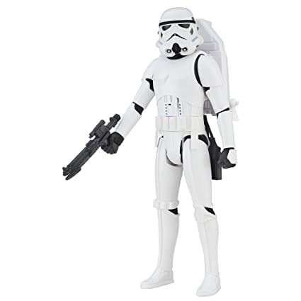 Image Unavailable. Image not available for. Color  Star Wars Interactech  Imperial Stormtrooper Figure f5edf7bb22