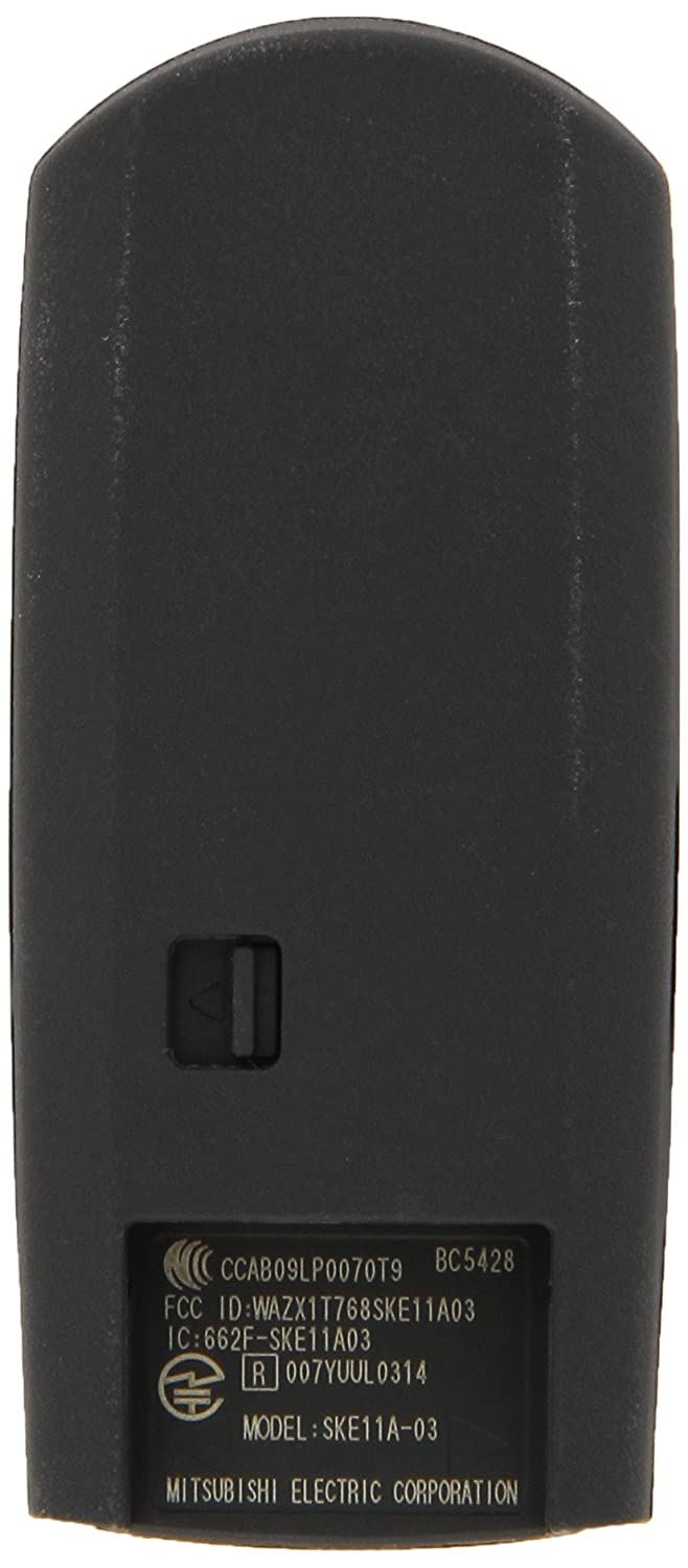 Mazda BBY2-67-5RY Remote Control Transmitter for Keyless Entry and Alarm System