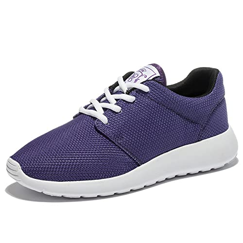 Running Shoes Feather Lightweight Breathable Sneakers Athletic Casual Walking Shoe For Men Women
