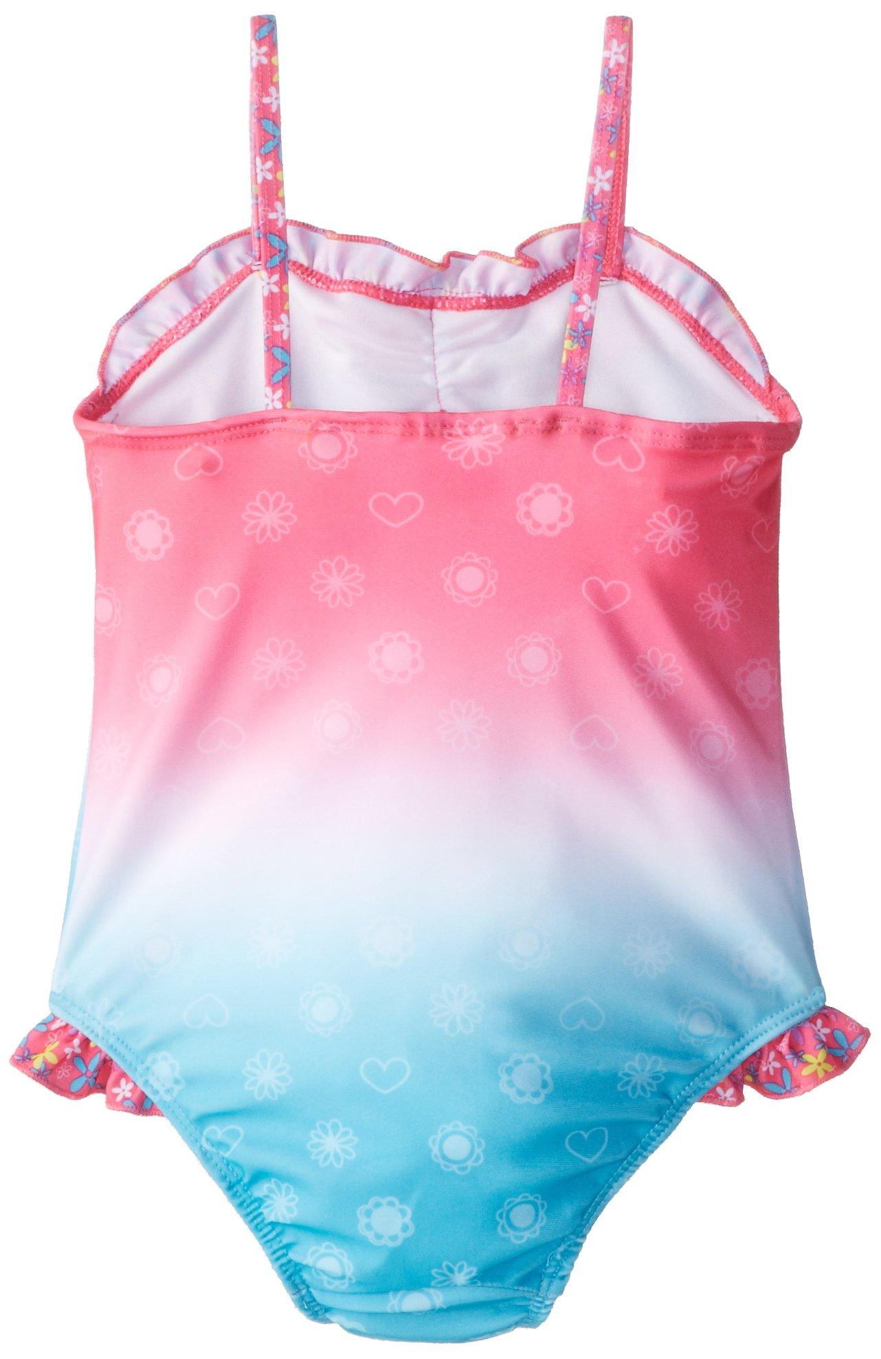 Disney Store Doc McStuffins Deluxe Rashguard Swim Set Swimsuit Medium 7-8