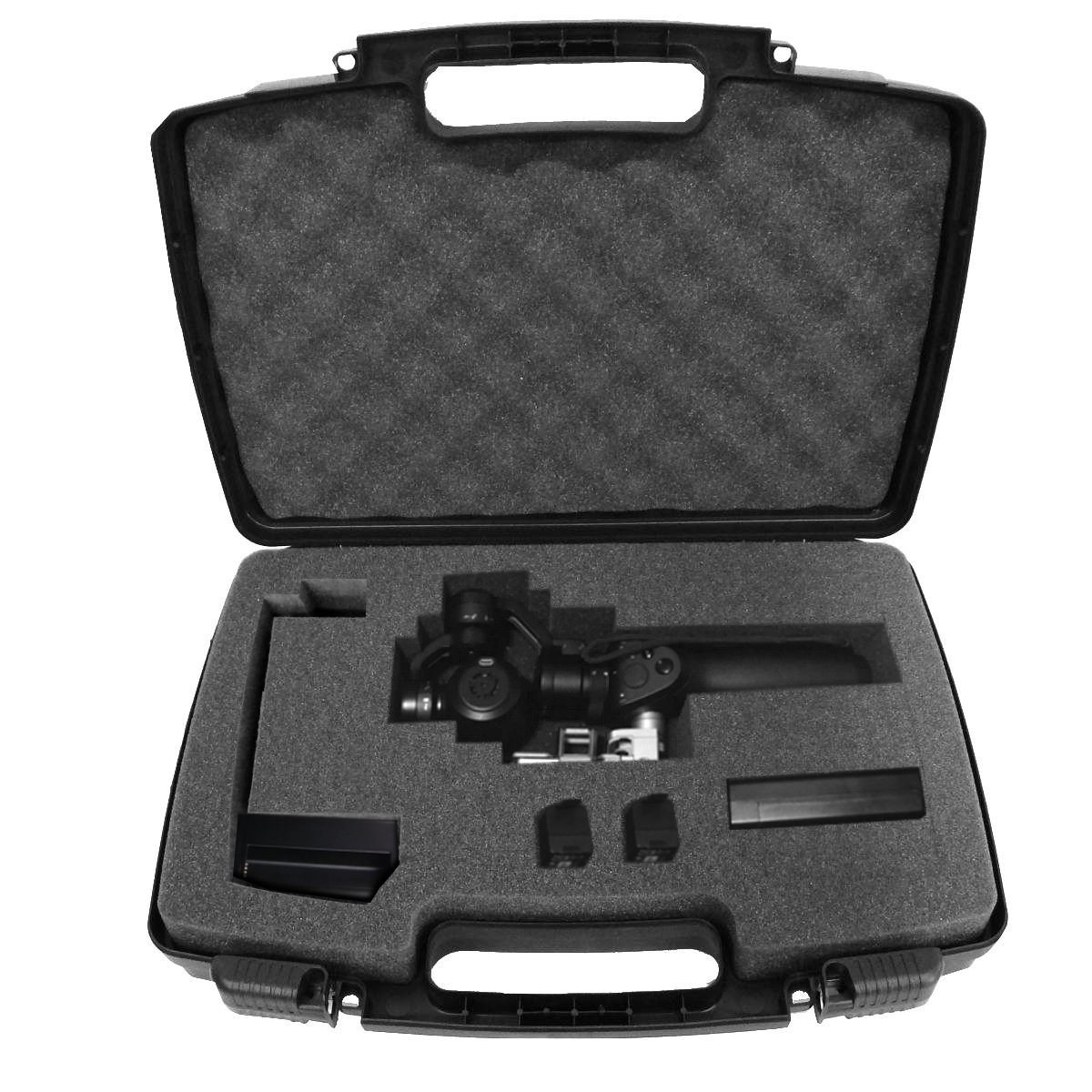 DROPBOX Protective Carrying Case for DJI OSMO Mobile 2 Handheld Smartphone Gimbal and DJI OSMO Mobile – Gimbal Case fits OSMO MOBILE , Microphone , Battery , Remote , Adapter , Charger and Accessories