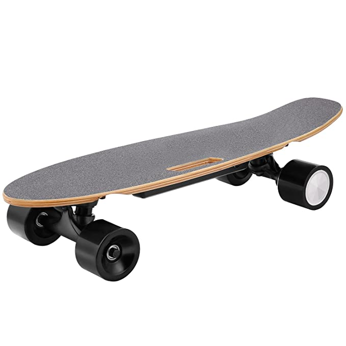 Lonlier Monopatín Eléctrico Scooter Patinete Skateboard para ...