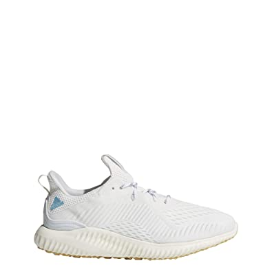 watch d69e3 4fe0d Adidas Mens Alphabounce 1 Parley M NondyeVapblu Running Shoes-10 UKIndia