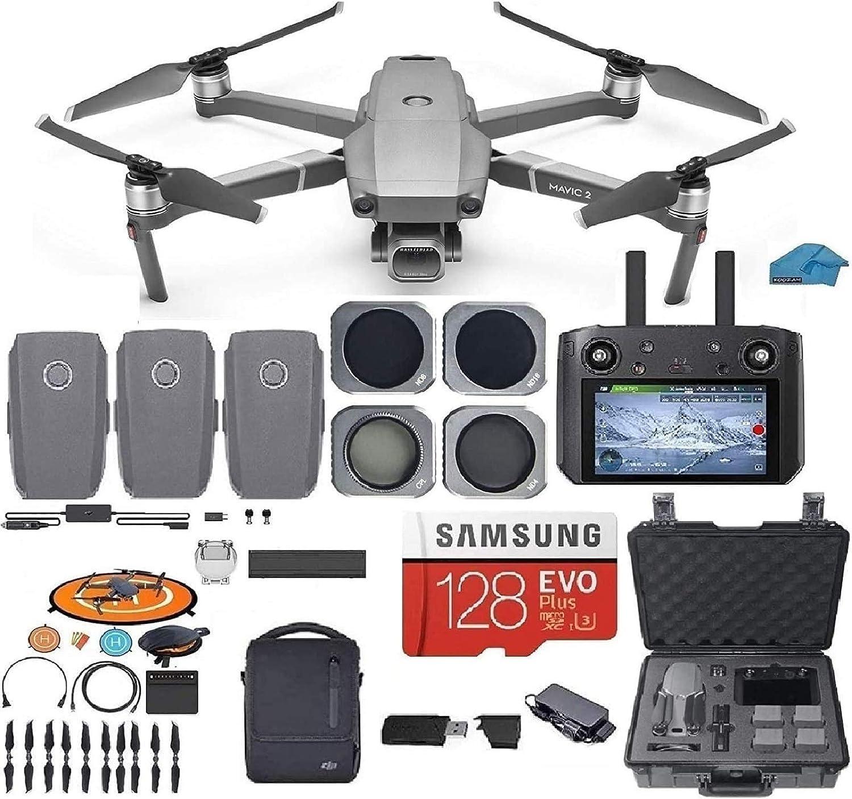 Mavic 2 Pro Drone Quadcopter 3850mAh Accessory Renewed DJI Mavic 2 Intelligent Flight Battery Replacement for Mavic 2 Zoom