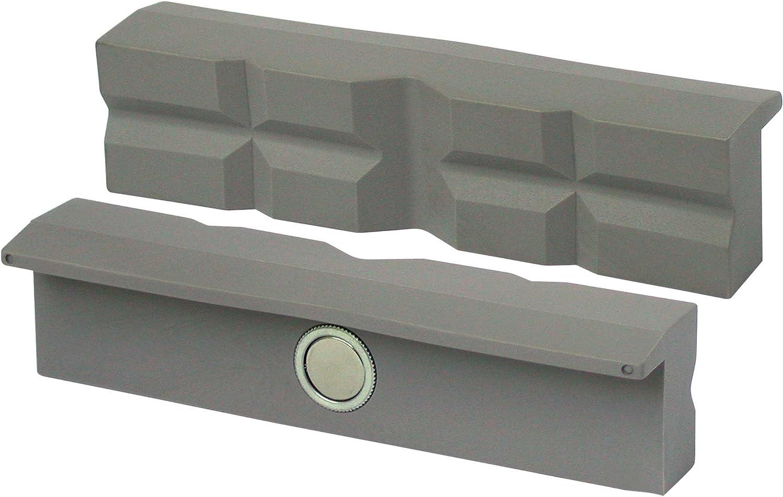 planparallel integrada compatible con tornillo de banco contenido: Tipo G tipo PP tipo N Tornillo de banco Hornear//para hornear Set 4/Piezas rechtwinkelig especial Imanes 4665155
