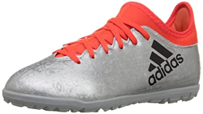 412db715fcc adidas Performance Kids  X 16.3 Turf Soccer Shoe (Little Kid Big Kid)