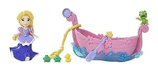 Disney Princess - Set gioco bambola di Raperonzolo e barca dei sogni Hasbro European Trading B.V B5340EL20