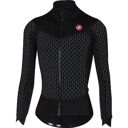 Castelli Sfida Long-Sleeve Full-Zip Jersey - Women s Anthracite Black ade69e0fd