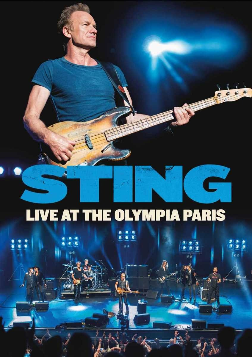 Sting - Sting: Live at the Olympia Paris (DVD)