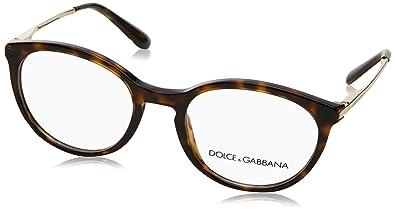 e5303f5afa5fe5 Dolce e Gabbana DG3242 C50  Amazon.fr  Vêtements et accessoires