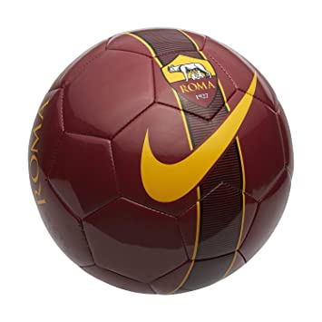 2017-2018 AS Roma Nike Supporters Football (Maroon): Amazon.es ...