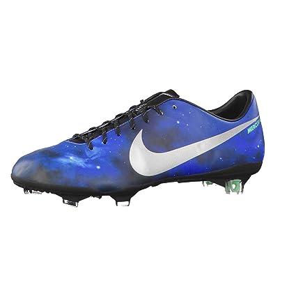 Nike - Botas de fútbol para Hombre Azul 42,5