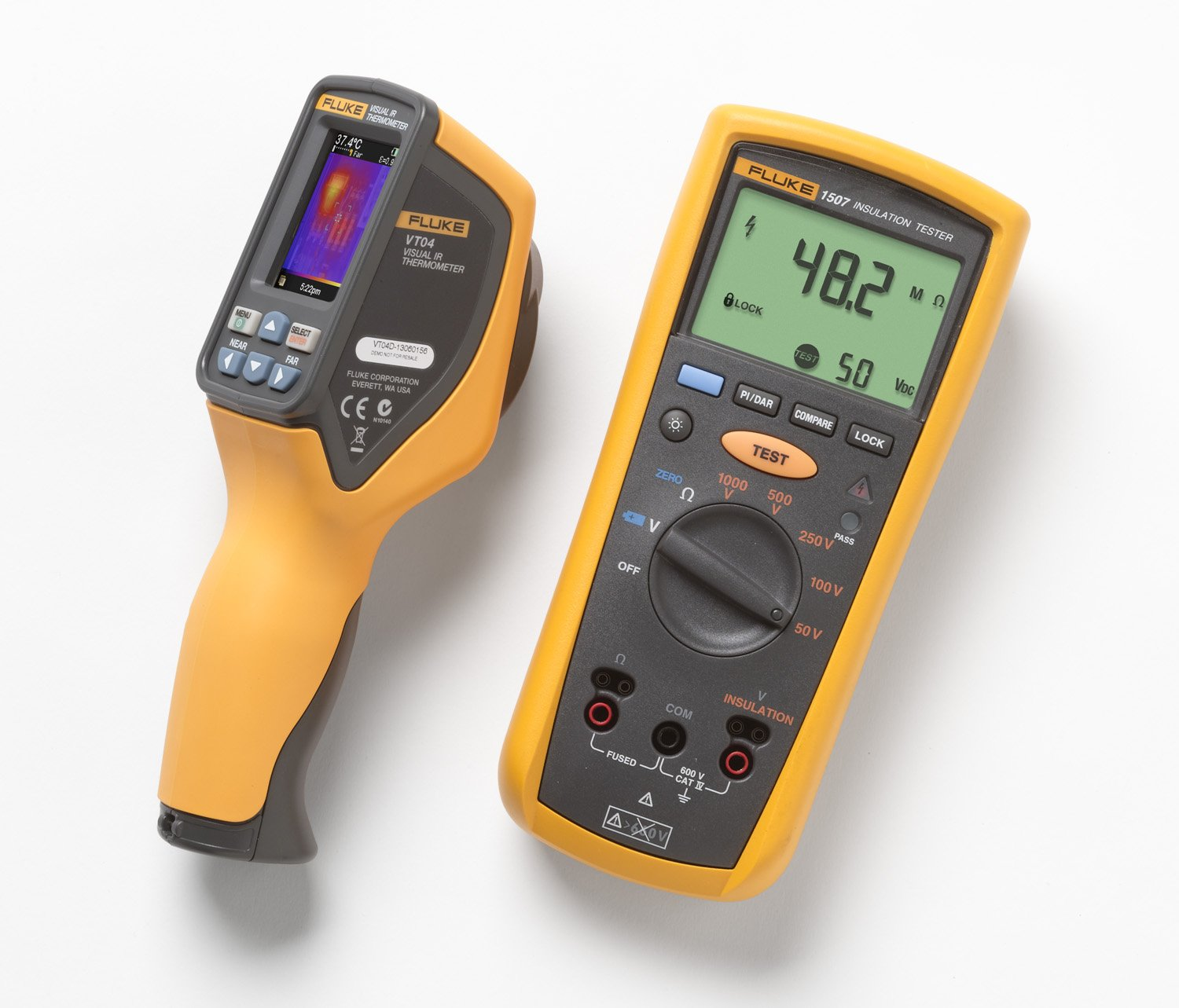 Fluke FLK-VT04-MAINT-KIT Preventive Maintenance Kit for Visual Infrared Thermometer