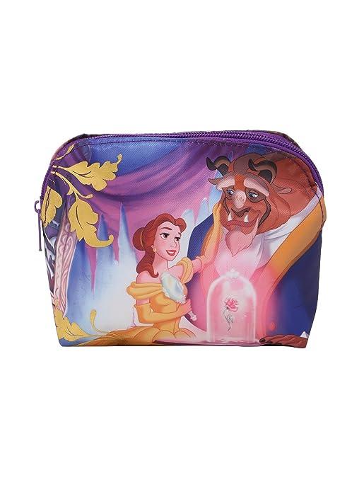 Amazon.com: Disney Bella y la Bestia Maquillaje Bolsa: Shoes