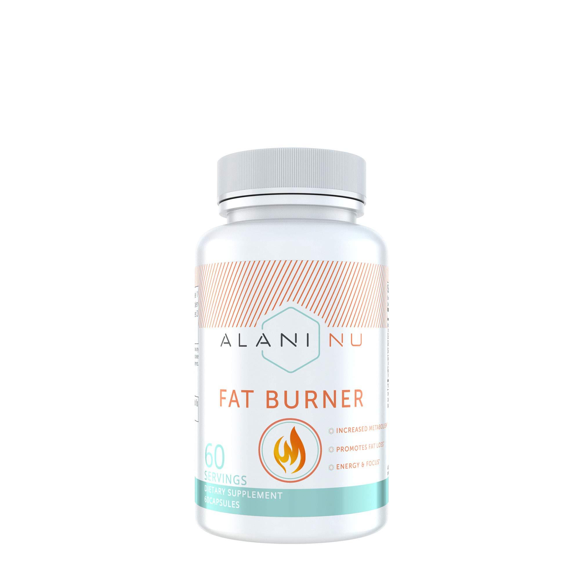 Alani Nu Fat Burner Capsules by Alani Nu