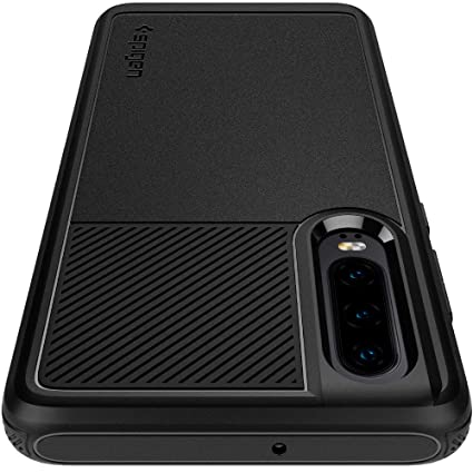 Amazon.com: Spigen - Carcasa rígida para Huawei P30 (2019 ...