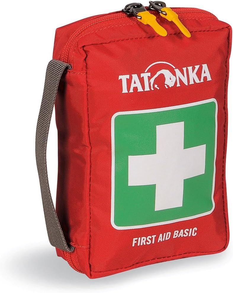 Tatonka First Aid Basic Trousse premiers secours Rouge