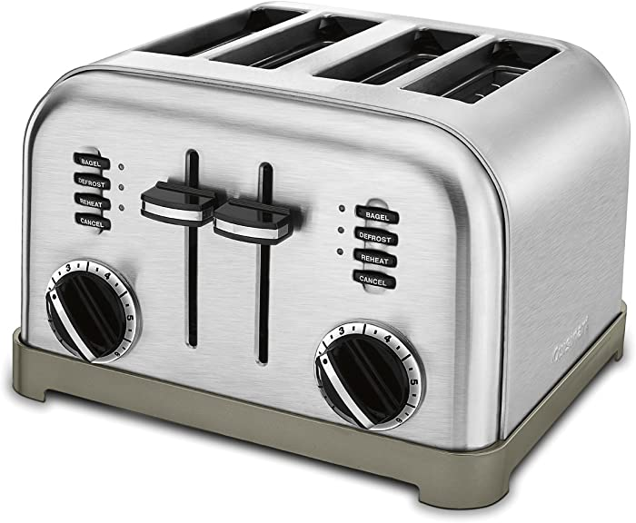 Top 10 Breville 4 Slice Toaster Vtt787