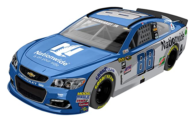 Lionel Racing Dale Earnhardt Jr #88 Nationwide 2016 Chevrolet SS NASCAR  Diecast Car (1