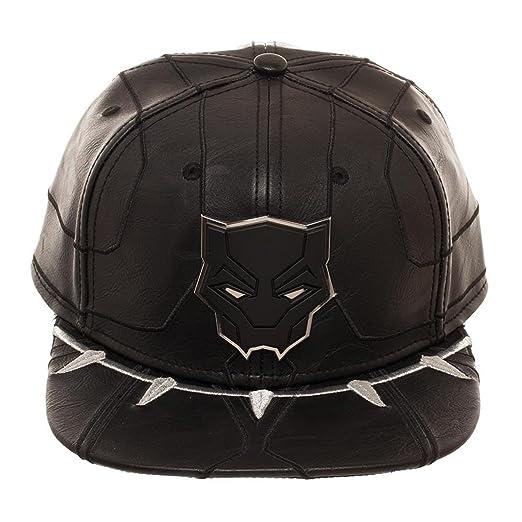 Bioworld Black Panther Suit up Snapback